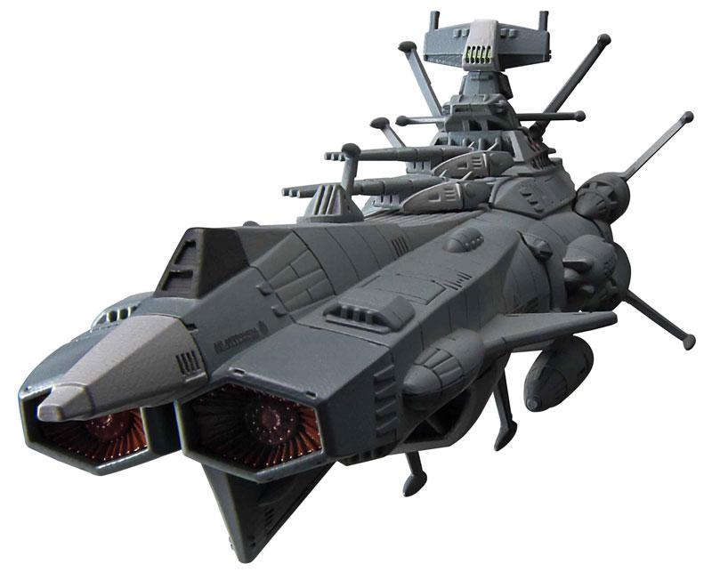 コスモフリートスペシャル 宇宙戦艦ヤマト2202 愛の戦士たち 地球連邦アンドロメダ級一番艦アンドロメダ-001