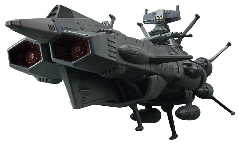 コスモフリートスペシャル 宇宙戦艦ヤマト2202 愛の戦士たち 地球連邦アンドロメダ級一番艦アンドロメダ-002