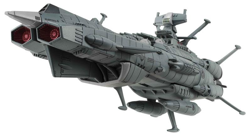 コスモフリートスペシャル 宇宙戦艦ヤマト2202 愛の戦士たち 地球連邦アンドロメダ級一番艦アンドロメダ-003