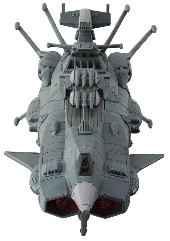 コスモフリートスペシャル 宇宙戦艦ヤマト2202 愛の戦士たち 地球連邦アンドロメダ級一番艦アンドロメダ-004