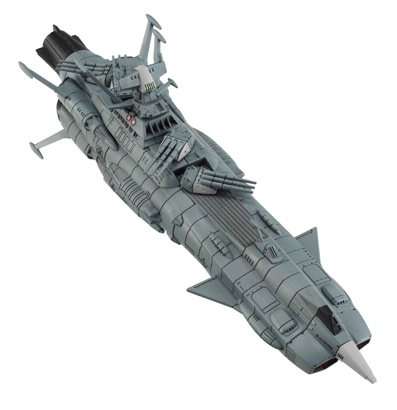 コスモフリートスペシャル 宇宙戦艦ヤマト2202 愛の戦士たち 地球連邦アンドロメダ級一番艦アンドロメダ-006