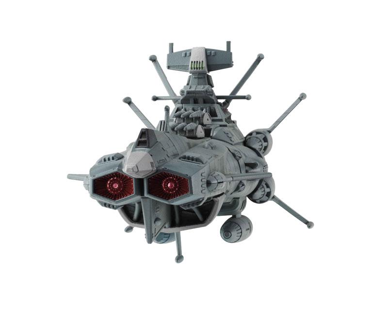 コスモフリートスペシャル 宇宙戦艦ヤマト2202 愛の戦士たち 地球連邦アンドロメダ級一番艦アンドロメダ-007