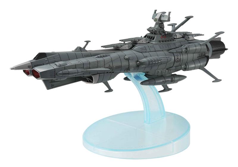 コスモフリートスペシャル 宇宙戦艦ヤマト2202 愛の戦士たち 地球連邦アンドロメダ級一番艦アンドロメダ-008