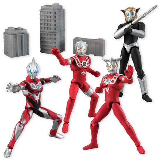 SHODO ウルトラマンVS 5 10個入りBOX (食玩)-001
