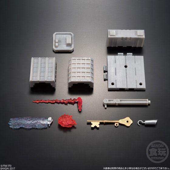 SHODO ウルトラマンVS 5 10個入りBOX (食玩)-006