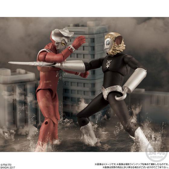 SHODO ウルトラマンVS 5 10個入りBOX (食玩)-007