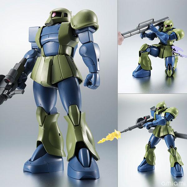 ROBOT魂 〈SIDE MS〉 MS-05 旧ザク ver. A.N.I.M.E. 『機動戦士ガンダム』
