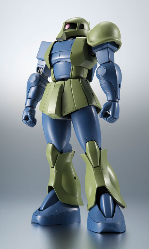 ROBOT魂 〈SIDE MS〉 MS-05 旧ザク ver. A.N.I.M.E. 『機動戦士ガンダム』-001