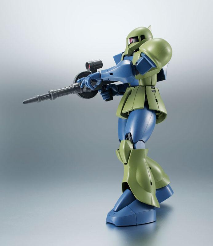ROBOT魂 〈SIDE MS〉 MS-05 旧ザク ver. A.N.I.M.E. 『機動戦士ガンダム』-004