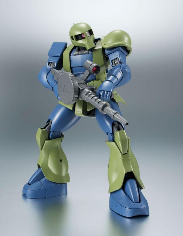 ROBOT魂 〈SIDE MS〉 MS-05 旧ザク ver. A.N.I.M.E. 『機動戦士ガンダム』-005