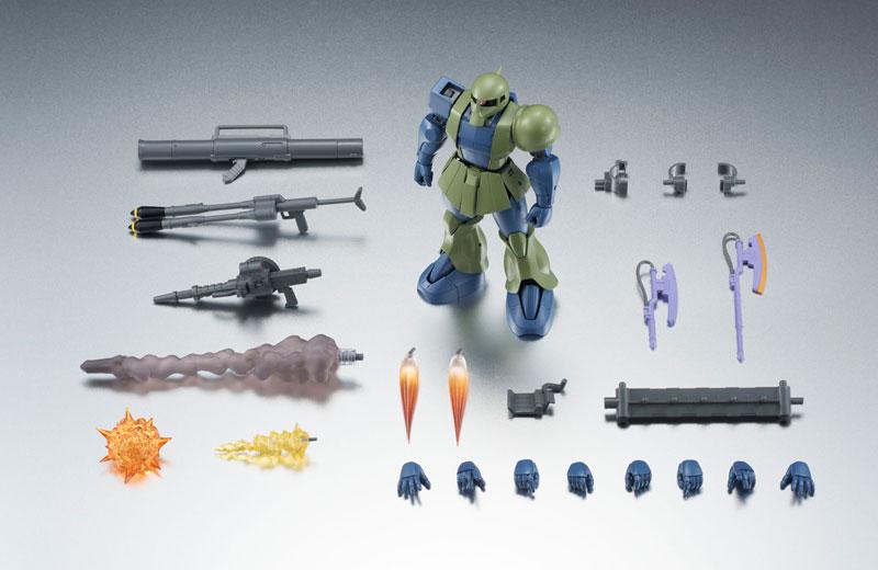 ROBOT魂 〈SIDE MS〉 MS-05 旧ザク ver. A.N.I.M.E. 『機動戦士ガンダム』-009