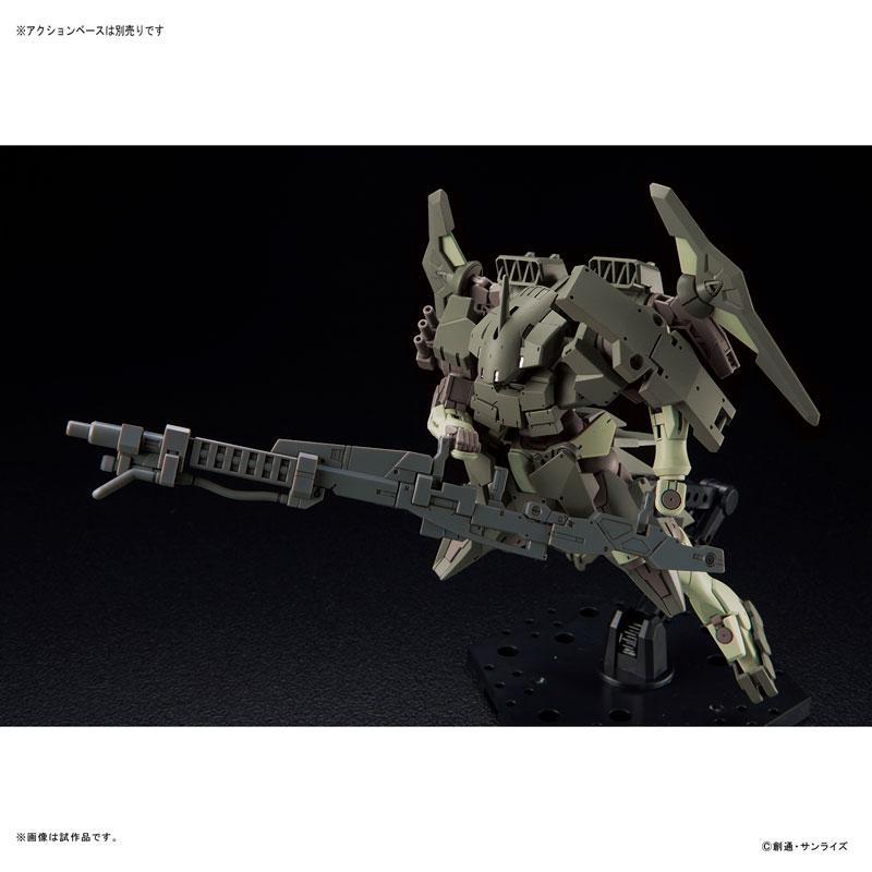 HGBF 1/144 ストライカージンクス プラモデル-002