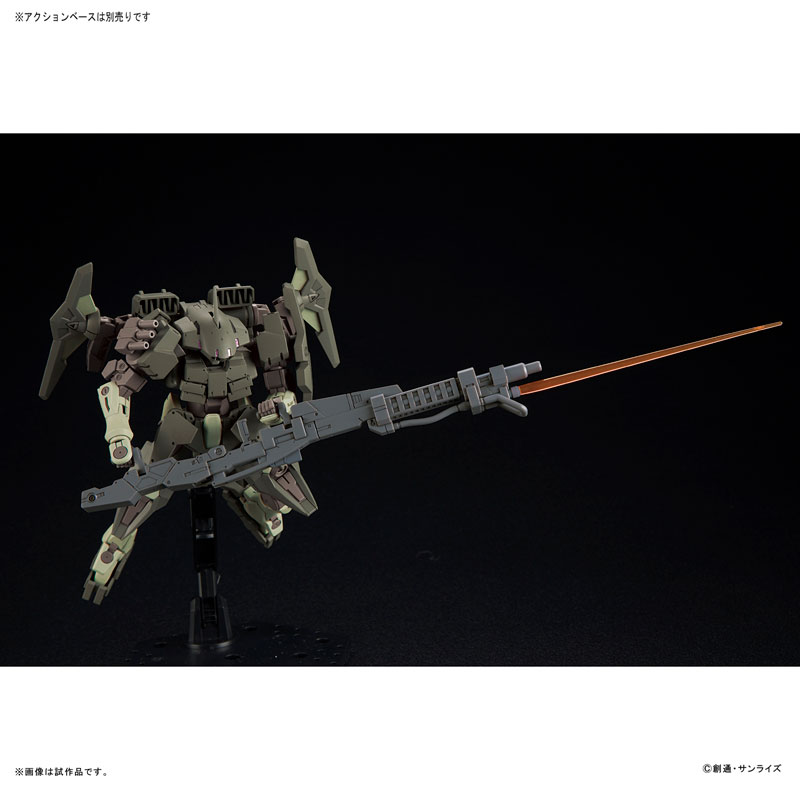 HGBF 1/144 ストライカージンクス プラモデル-003