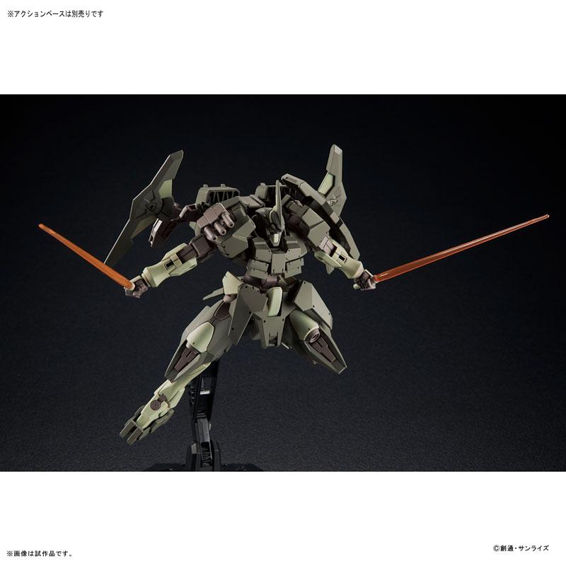 HGBF 1/144 ストライカージンクス プラモデル-004