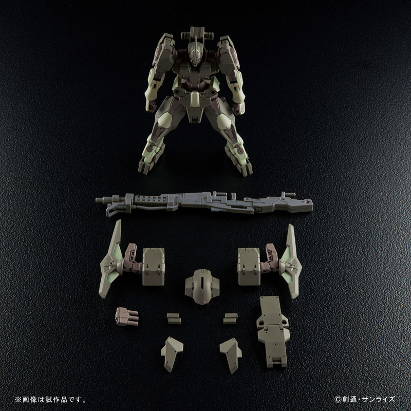 HGBF 1/144 ストライカージンクス プラモデル-005
