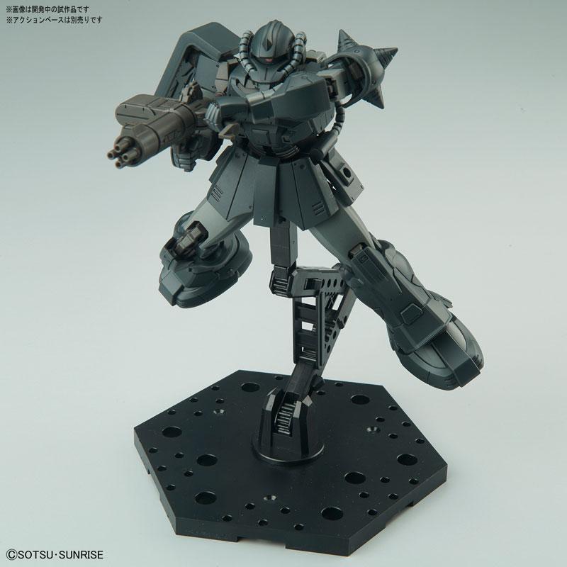 HG 1/144 アクト・ザク(キシリア部隊機) プラモデル-001