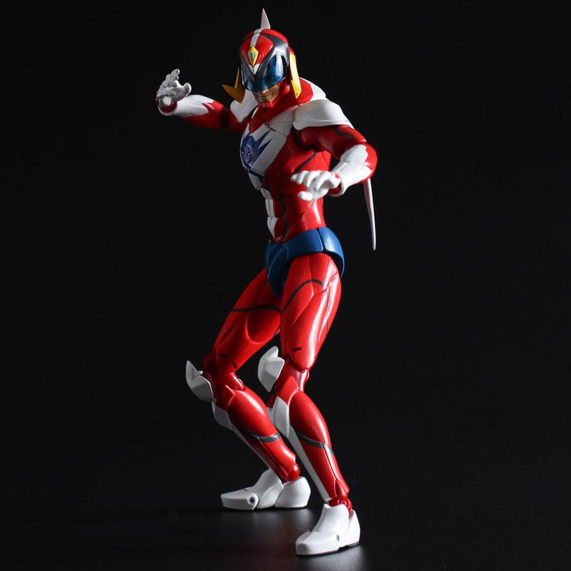 タツノコヒーローズ ファイティングギア Infini-T Force ポリマー ファイティングギア ver. アクションフィギュア-003