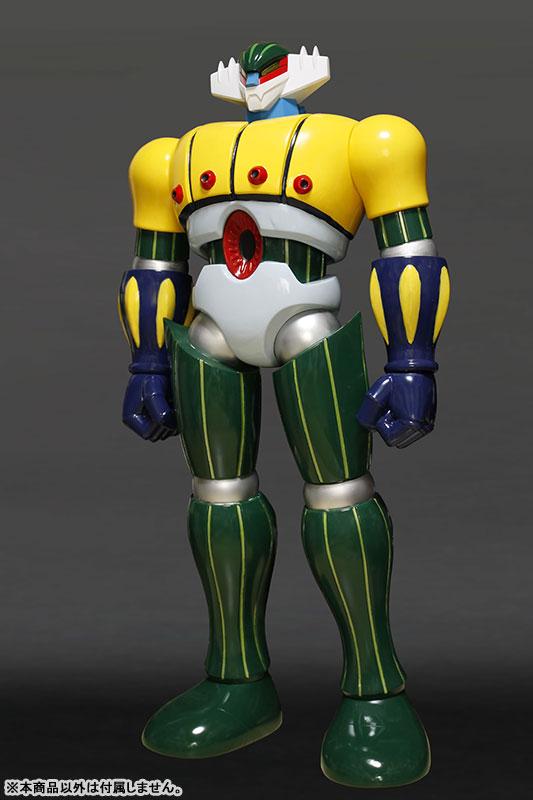 メタル・アクション サイボーグ宙用 鋼鉄ジーグボディー 宮沢模型限定-003