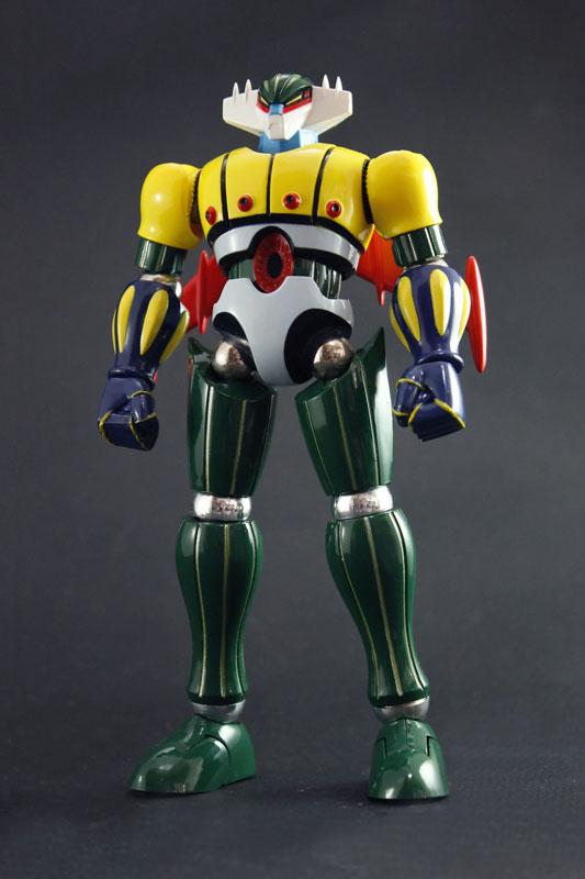 ダイナマイトアクション! 鋼鉄ジーグ&ビッグシューター ビルドアップセット-002