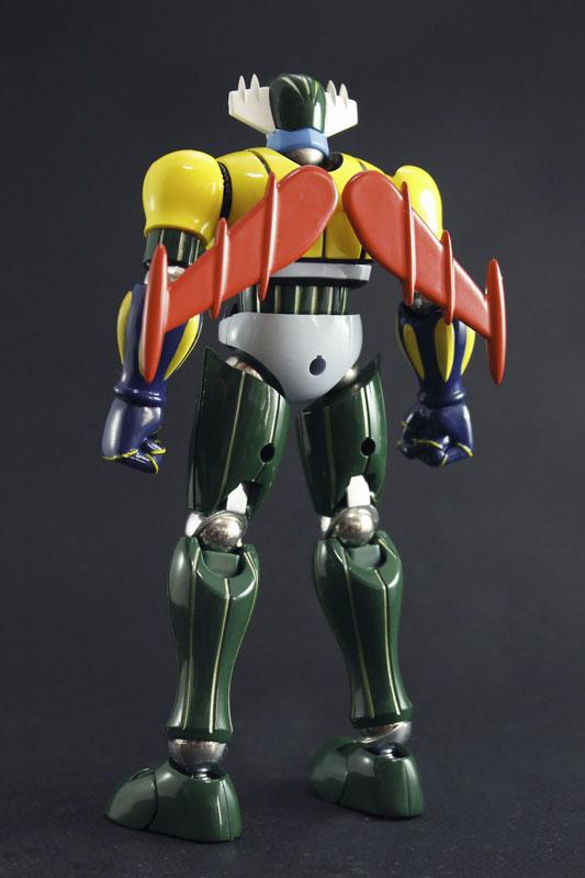 ダイナマイトアクション! 鋼鉄ジーグ&ビッグシューター ビルドアップセット-003