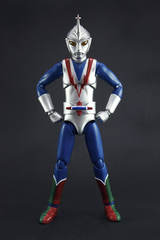 HAF 流星人間ゾーン ゾーンファイター 完成品フィギュア-003