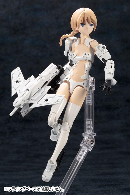 メガミデバイス WISM・ソルジャー アサルト/スカウト プラモデル-009