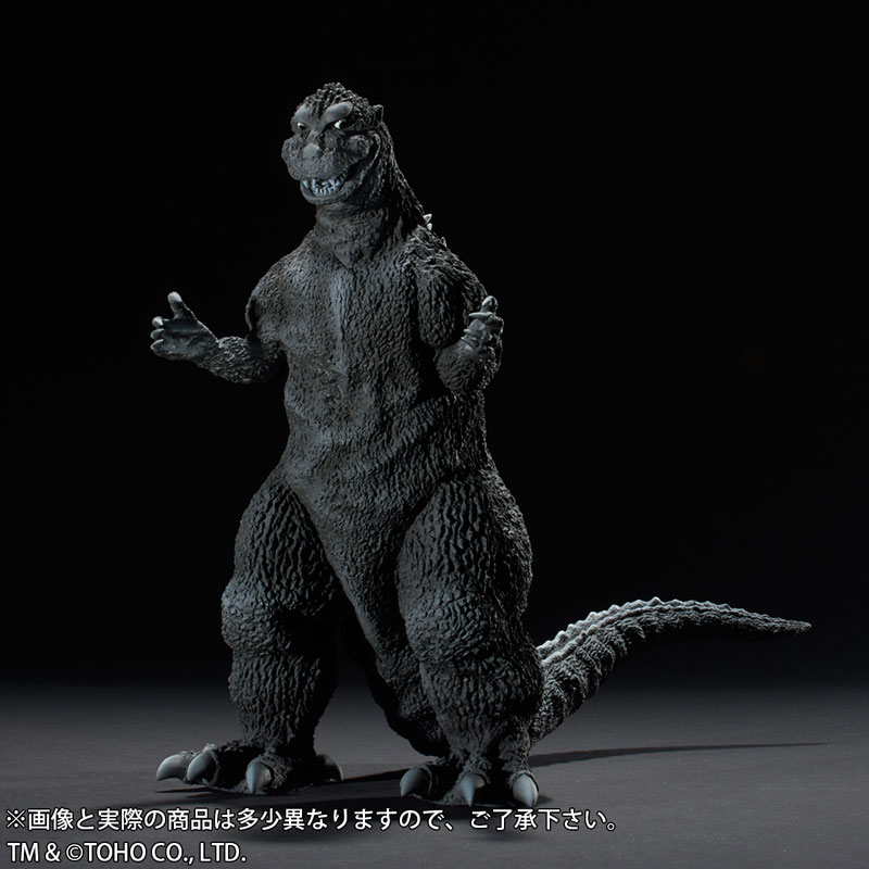 東宝30cmシリーズ 酒井ゆうじ造形コレクション ゴジラ(1954) 怪獣王 ゴジラ 完成品フィギュア-002