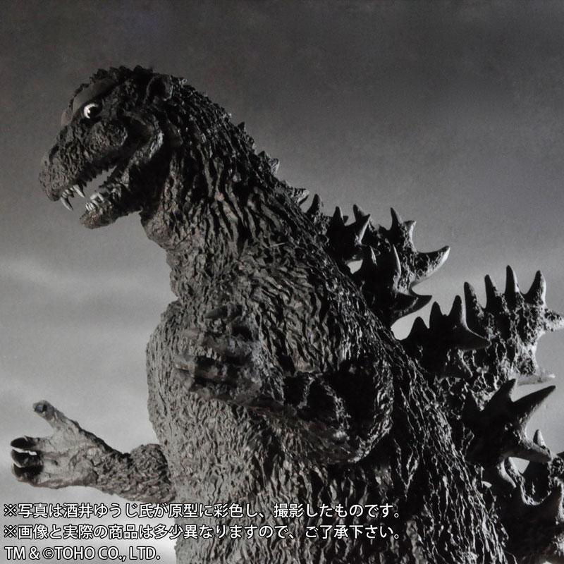 東宝30cmシリーズ 酒井ゆうじ造形コレクション ゴジラ(1954) 怪獣王 ゴジラ 完成品フィギュア-006