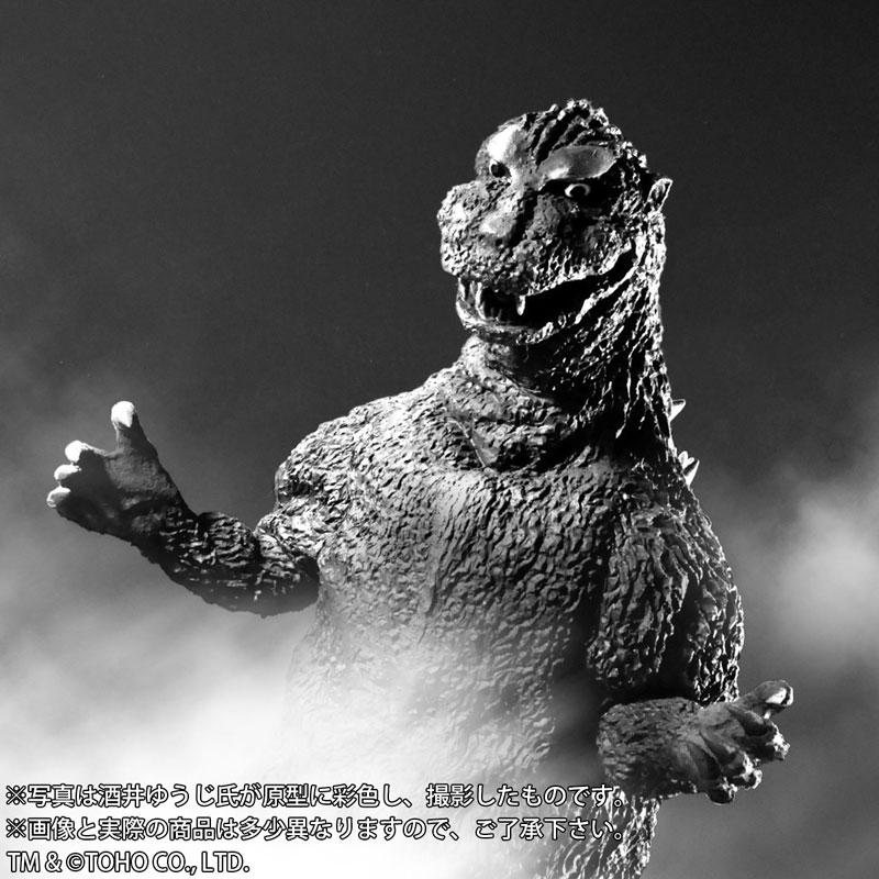 東宝30cmシリーズ 酒井ゆうじ造形コレクション ゴジラ(1954) 怪獣王 ゴジラ 完成品フィギュア-007