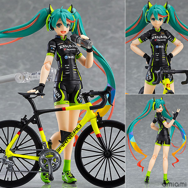 figma レーシングミク2016 TeamUKYO応援 ver.