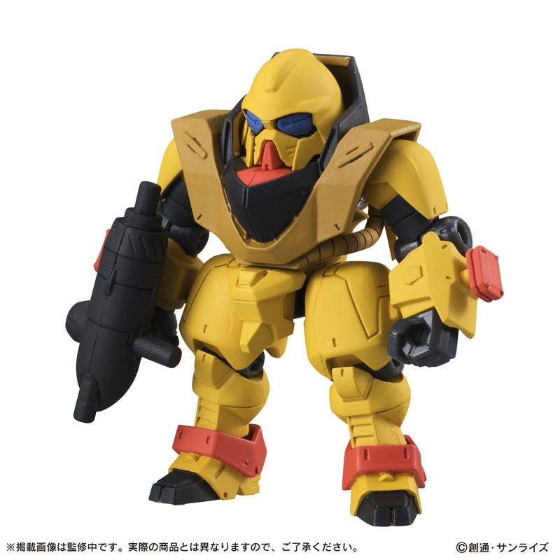 機動戦士ガンダム MOBILE SUIT ENSEMBLE 05 10個入りBOX-003