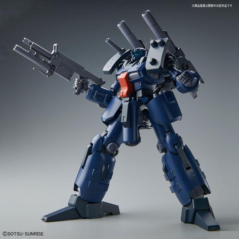 RE/100 1/100 ガンキャノン・ディテクター プラモデル-001