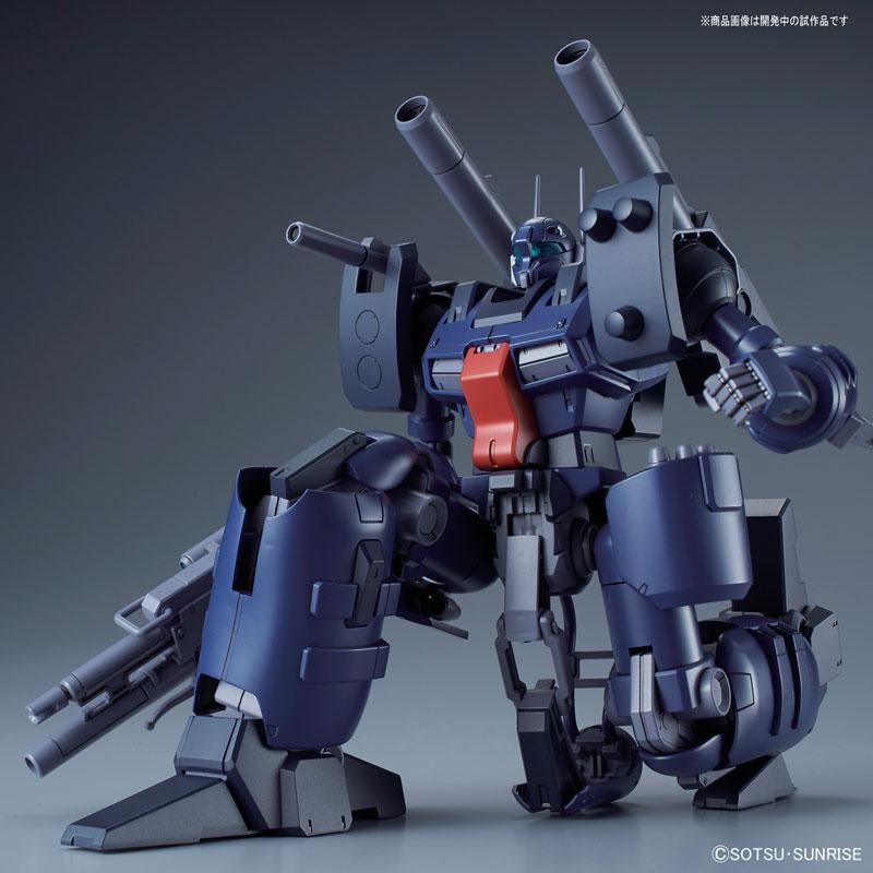 RE/100 1/100 ガンキャノン・ディテクター プラモデル-002