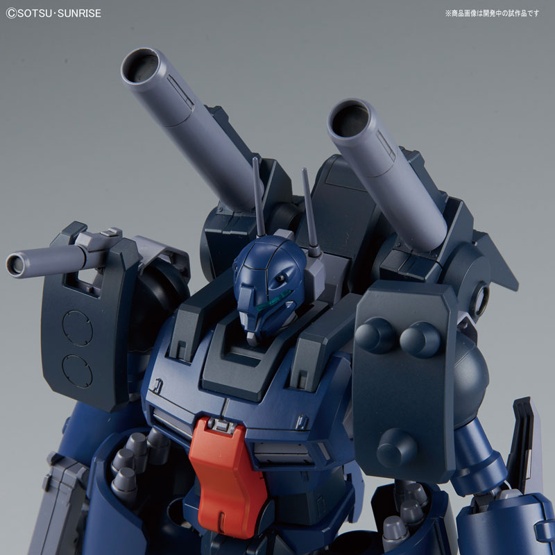 RE/100 1/100 ガンキャノン・ディテクター プラモデル-005