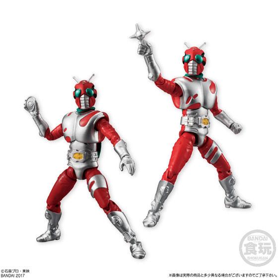 SHODO 仮面ライダーVS8 10個入りBOX-001