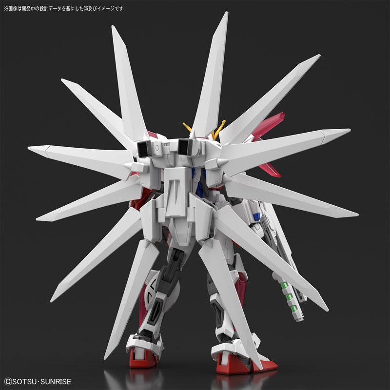 HGBF 1/144 ビルドストライクギャラクシーコスモス プラモデル-006