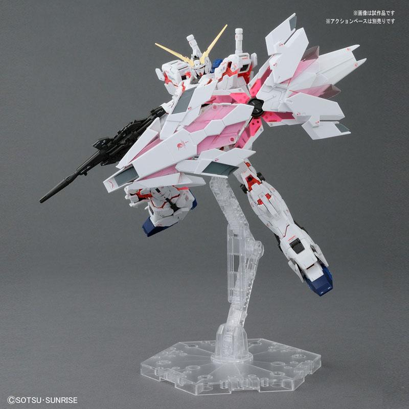 RG 1/144 ユニコーンガンダム (バンデシネVer.) プラモデル-001
