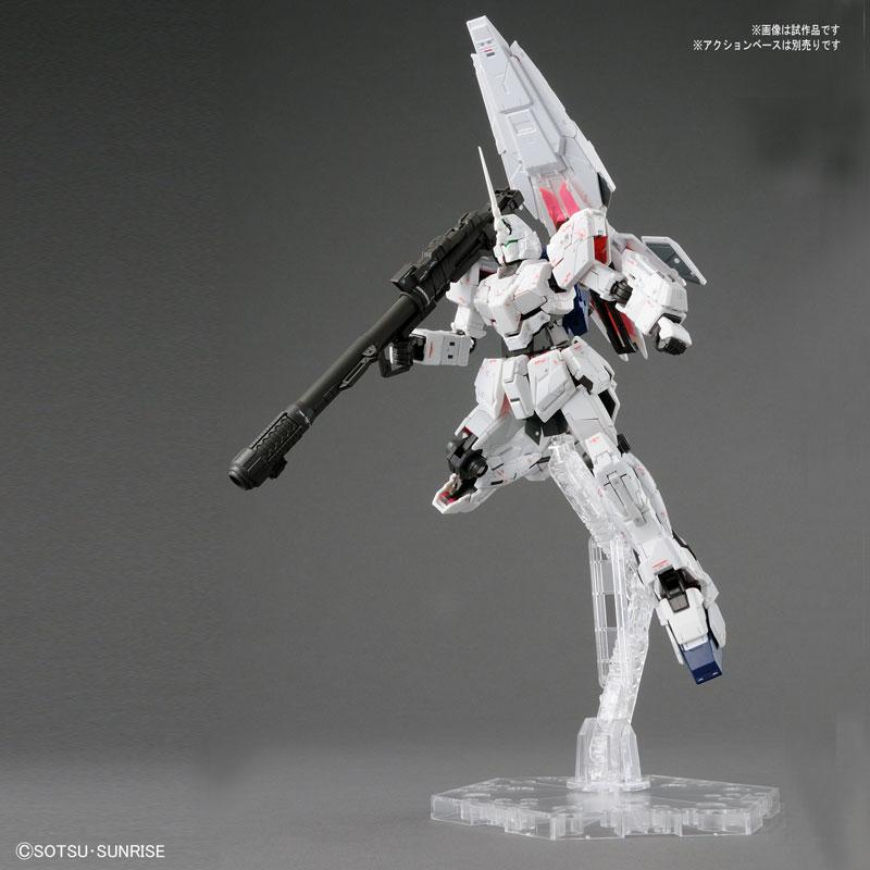 RG 1/144 ユニコーンガンダム (バンデシネVer.) プラモデル-002