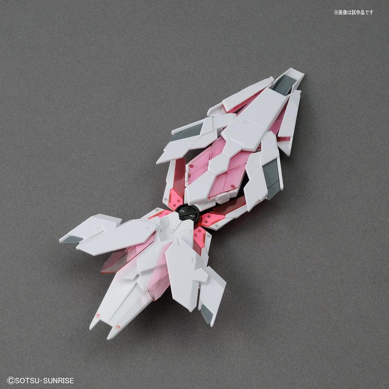 RG 1/144 ユニコーンガンダム (バンデシネVer.) プラモデル-005
