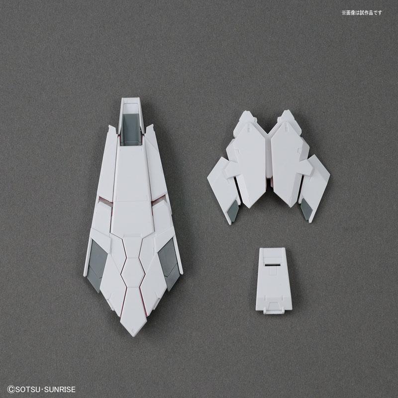 RG 1/144 ユニコーンガンダム (バンデシネVer.) プラモデル-007