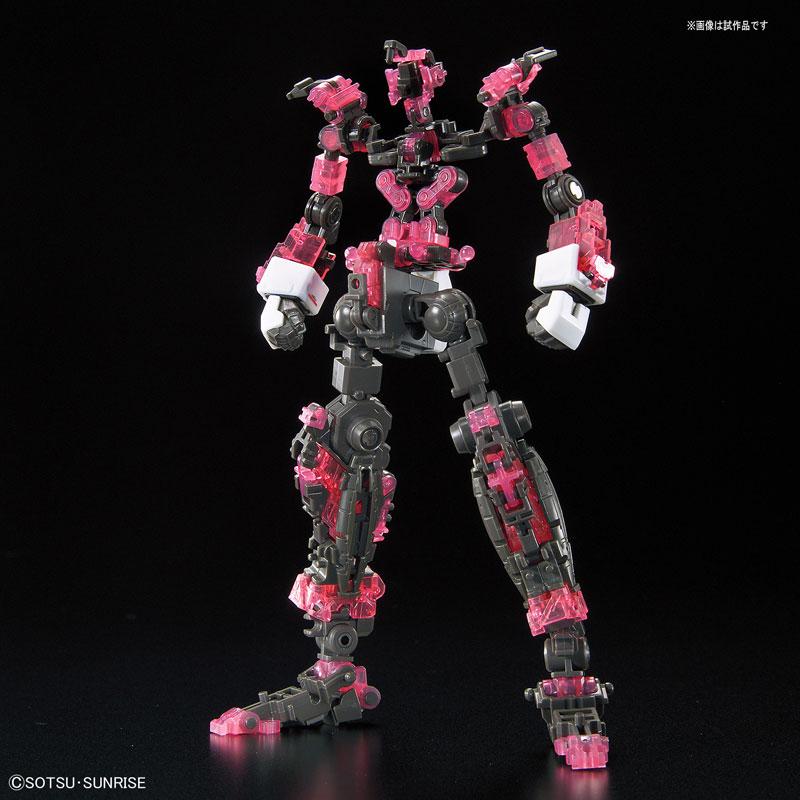 RG 1/144 ユニコーンガンダム (バンデシネVer.) プラモデル-008