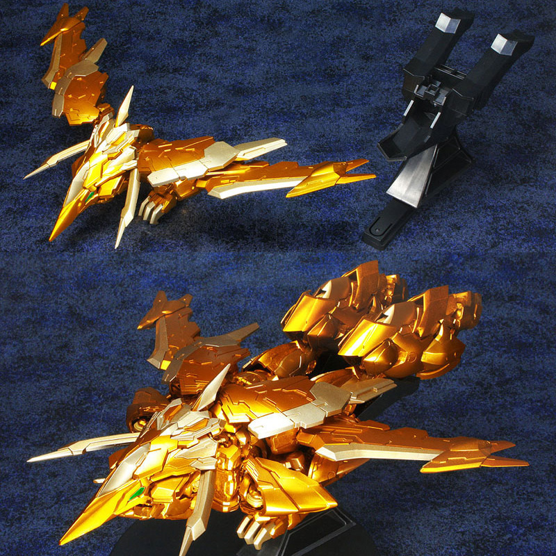 EX合金PLUS+ 勇者ライディーン REIDEEN THE BRAVE GODBIRD Unit GOLD Ver.
