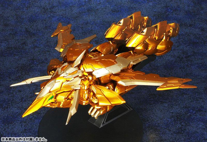 EX合金PLUS+ 勇者ライディーン REIDEEN THE BRAVE GODBIRD Unit GOLD Ver.-005