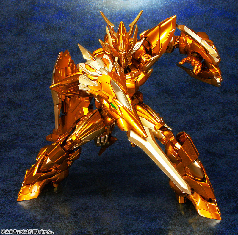 EX合金PLUS+ 勇者ライディーン REIDEEN THE BRAVE GODBIRD Unit GOLD Ver.-009
