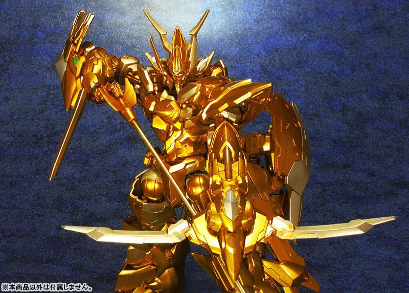 EX合金PLUS+ 勇者ライディーン REIDEEN THE BRAVE GODBIRD Unit GOLD Ver.-010