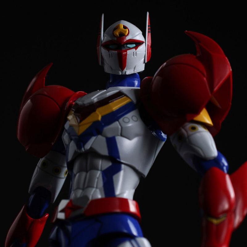 タツノコヒーローズ ファイティングギア Infini-T Force テッカマン ファイティングギア ver. アクションフィギュア-003