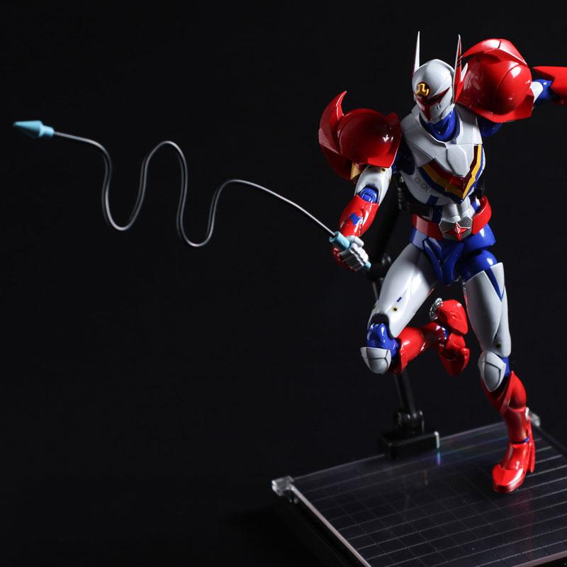 タツノコヒーローズ ファイティングギア Infini-T Force テッカマン ファイティングギア ver. アクションフィギュア-005