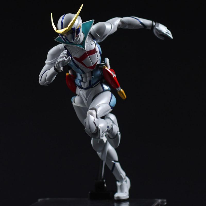 タツノコヒーローズ ファイティングギア Infini-T Force キャシャーン ファイティングギア ver. アクションフィギュア-003