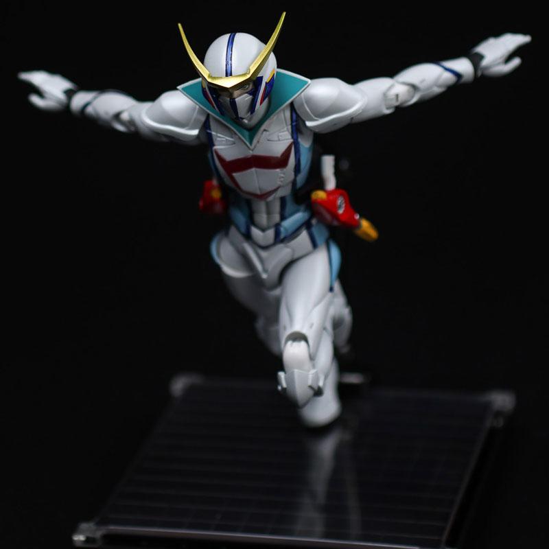タツノコヒーローズ ファイティングギア Infini-T Force キャシャーン ファイティングギア ver. アクションフィギュア-004