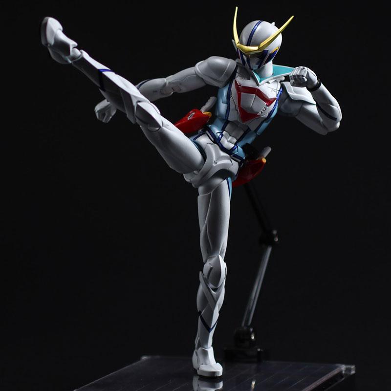 タツノコヒーローズ ファイティングギア Infini-T Force キャシャーン ファイティングギア ver. アクションフィギュア-005